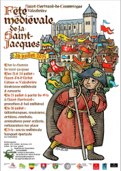 Fête Saint-Jacques à Saint-Bertrand de Comminges