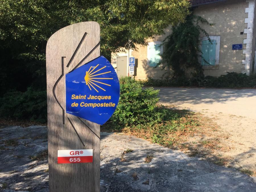 Entre Melle et Brioux (Deux-Sèvres)