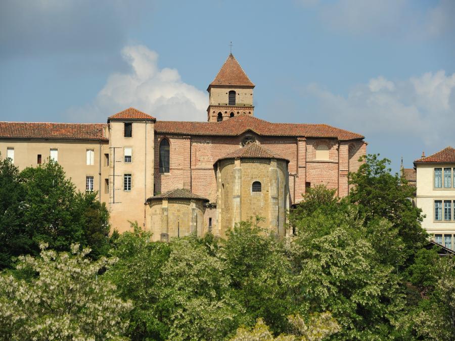 Eglise Sainte-Quitterie à Aire-sur-l'Adour ©Gelbart (Landes)