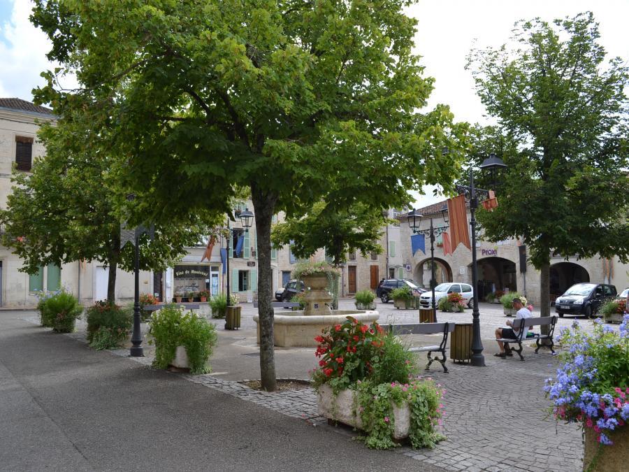 Montréal-du-Gers ©Office de Tourisme de la Ténareze (Gers)