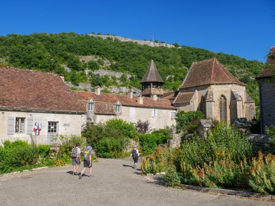 Espagnac-Sainte-Eulalie ©Lot tourisme (Lot)