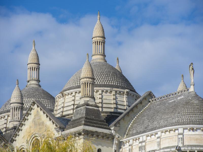 Cathédrale Saint-Front à Périgueux (Dordogne)